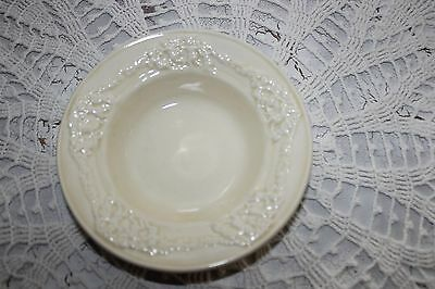 Royal Ivory Adams Titian Ware Della Monte Cherub Embossed fruit bowl