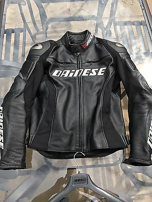Dainese Jacket D1 Racing Leather Jacket