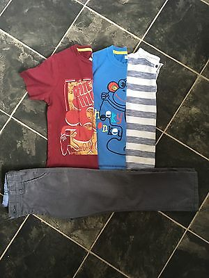 Boys M&S And Next Bundle Age 5-6 Years