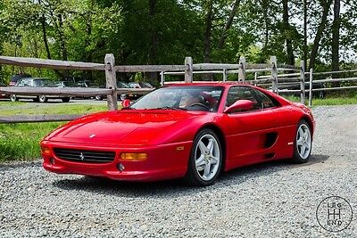 1997 Ferrari 355  1997 Ferrari F355 Manual. Major service just completed 1-Owner in Arizona