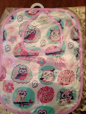 Owl Peg Bag Laundry With Hanging Hook
