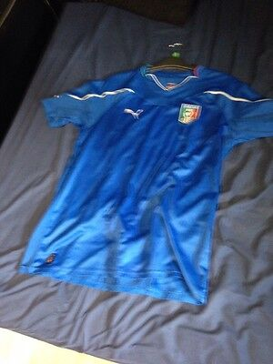 Maillot De Football Italie Taille L