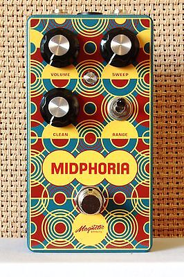 Magnetic Effects - Miphoria Fixed Wah and Boost Guitar Pedal