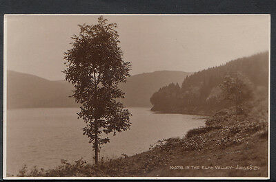 Wales Postcard - In The Elan Valley   RS3310