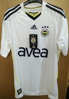 Maglia Fenerbahce shirt worn tişört barcelona real messi neymar ronaldo football