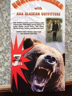 Hunting Video Hunting Alaska with AAA Alaskan Outfitters