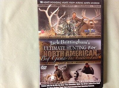 Jack Brittingham's Hunting North American Big Game - The Endless Fall
