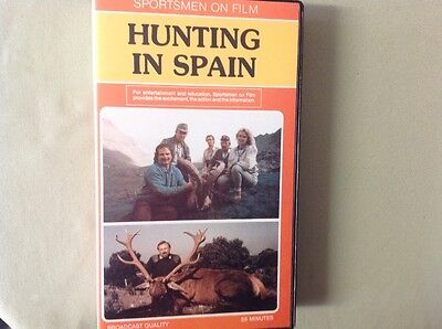 Hunting in Spain Sportsmen on Film broadcast quality
