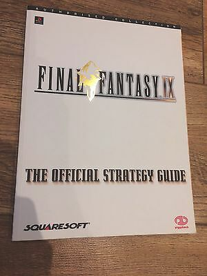 Final Fantasy 9 Official Strategy Guide