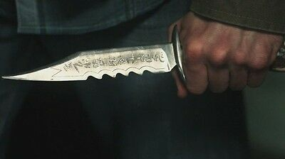 COSPLAY - fan art - A demon blade inspired by the show Supernatural (PLA/ABS)