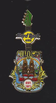 HARD ROCK CAFE PIN * COLOGNE Guitar