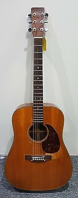 1966 Martin D18 Acoustic Guitar L.R. Baggs with Martin Hardshell!!