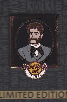 HARD ROCK CAFE PIN  * VIENNA * Composer Series #4  LE