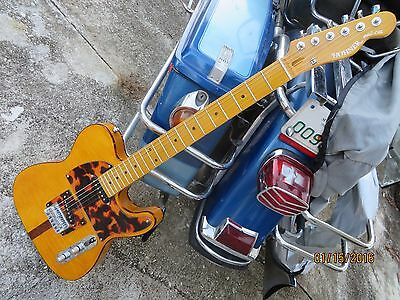 FITS Hohner SIXKILLER 'Mad Cat  Tele Prince Guitar Custom