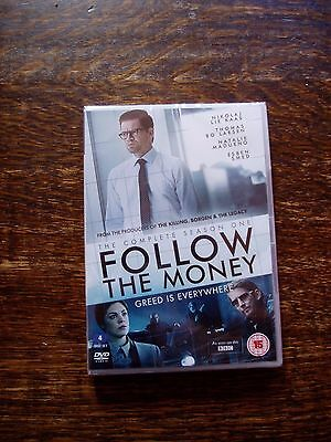 Follow The Money Season 1 brand new and sealed.