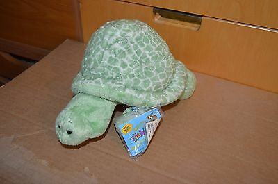 Webkinz Spotted Turtle New sealed Code Plush Stuffed Animal Boy or Girls