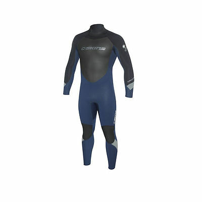C-Skins Surflite 4/3 Mens Spring/Autumn Wetsuit - Size ML - NEW FREE POST