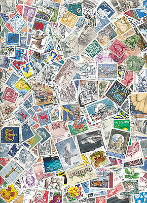 Sweden 600 Different used.