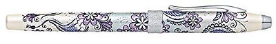 Cross Botanica Purple Orchid Selectip Rollerball Pen #AT0645-2 ~ New in Box