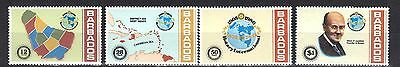 Barbados. Rotary Club 1980 Mnh