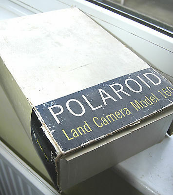 Rare Vintage Polaroid 160 Land Camera