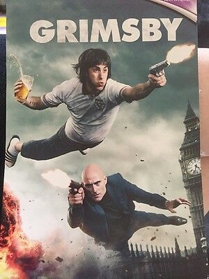 Grimsby (2016) - ULTRAVIOLET (UV) CODE ONLY