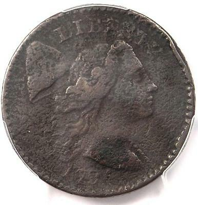 1794 Liberty Cap Large Cent 1C - PCGS VF Detail - Rare Certified Penny
