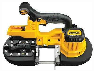 Dewalt Dcs371 N 18V Xr Lithium-Ion Cordless Compact Bandsaw Body Only -Brand New