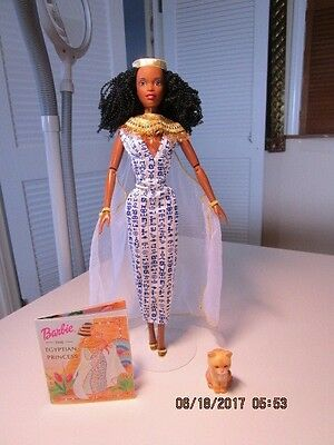 Barbie in The Egyptian Princess Fashion tales
