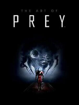 The Art Of Prey - Bethesda (Cor) - New Hardcover Book