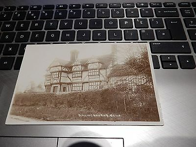 Hollingbourne  Antique Postcard Circa 1905
