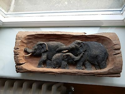 AFRICAN TRIBAL    20TH c  ex Country house Ethnographic Collection  Elephant c