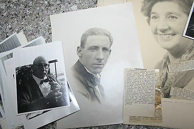 VIOLIN old violin orchestra  LARGE LOT  PHOTOGRAPHS VIOLIST   RATCLIFFES SKIPTON