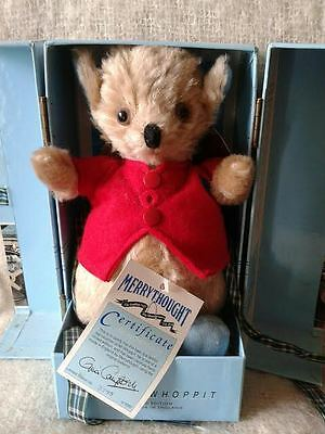 Merrythought - Famous Mr Whoppit - Replica of Donald Campbell's Bear - RARE
