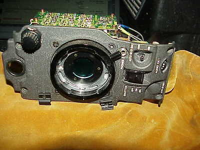 Used Replacement Panasonic Aj-D700 Dvcpro Optical Block In Good Condition-----