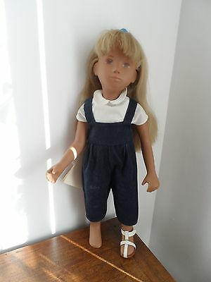 Poupee Doll Puppe Maria Sasha Morgenthaler Gotz Germany Serie