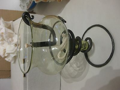 Medieval Style Glass lamp 14th Century