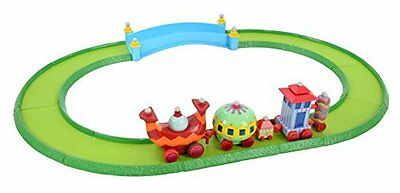 Brand New In The Night Garden Musical Ninky Nonk Track & Train Set