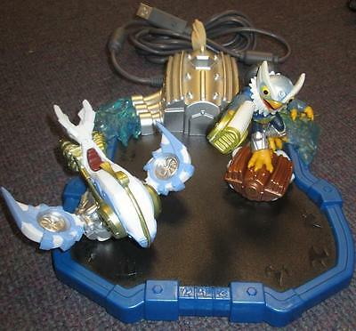 Lot of 3 Skylander S5 Characters and Portal of Power!!