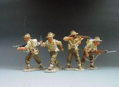 KING & COUNTRY EA03 Eighth Army - Aussie Attack