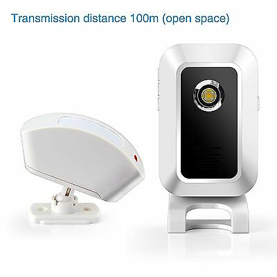 KERUI Wireless Split Welcome Motion Sensor Alert Alarm System Doorbell