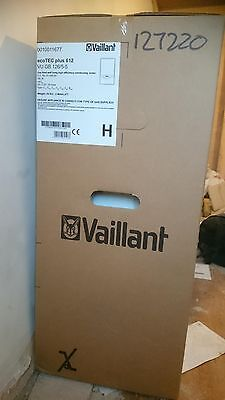 Vaillant ecoTec Plus 612 System Boiler (brand new in box)