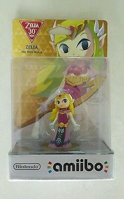 Zelda The Wind Waker amiibo (Breath of the Wild compatable) - NEW IN BOX
