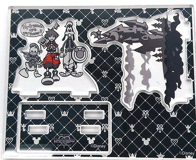 Kingdom Hearts HD2.8 Final Chapter Acrylic Stand Sora Disney COMING Square F/S
