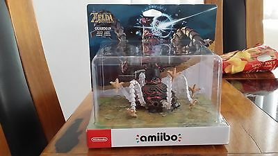 The Legend of Zelda: Breath of the Wild Guardian Amiibo ***BRAND NEW IN BOX***