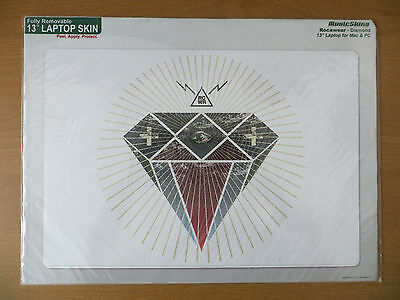 13In Laptop Skin Cover Sticker Decal for PC & Mac - Rocawear Diamond