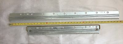 2 x CAST-ON PLATES 4.5mm Brother Knitting Machine