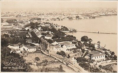 View Of Hangchow (Hangzhou?) China Postcard (F7324)