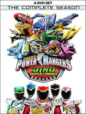 Power Rangers: Dino Super Charge - The Complete Season New Dvd