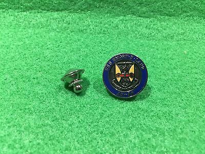 1970's Vintage US Navy USS Emory S Land AS-39 Pin
